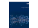 Corporate Overview- Brochure