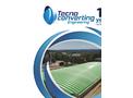 Thomson - Model GRP - Collection Trough Brochure