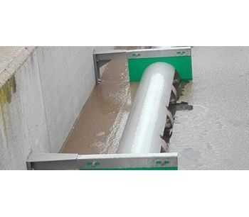 Thomson - Floating Scum Collection Tube Skimmers