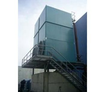 Model CTFP Series - Open Circuit Cooling Towers