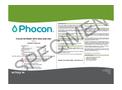 Phocon - Actagro Organic Acids Brochure