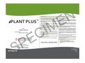 Actagro - Model Plant Plus - Actagro Organic Acids Brochure