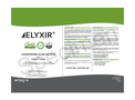 Elyxir - Highly Effective Foliar Nutrient Brochure