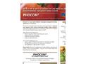 Phocon - Plant Stimulants Brochure