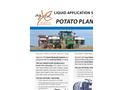 AgXcel - Model GX5LPH - Potato Planters Brochure