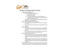 AgXcel - Model GX20 - Dry Treater Brochure