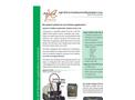 AgXcel - Model GX3 - Fertilizer System Brochure