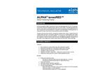 ALPHA - Model tensoRED - Master Tensioning Frame Brochure