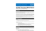 ALPHA - Precision Milled Stencils Brochure