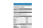 Alpha - Model OM-353 - Lead-Free Zero-Halogen Solder Paste for Ultra-Fine Feature Applications Brochure