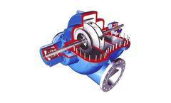 TRUFLO - Model DSV Series - Double Suction Split-Casing Volute Pump – API 610 11th Ed. (BB1)