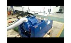 Vibration Shaker with Temperature Humidity Chamber Together Video