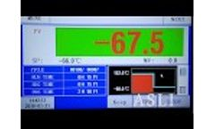 Two Zone Thermal Shock Chamber Video