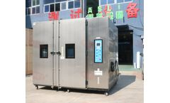 Asli - Customized Temperature Humidity Simulation Walk in Climatic Chamber