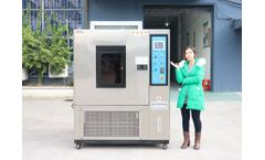 Asli - Model F-TH - Climatic Fast Temperature Change Testing Instrument