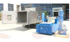 Asli - Model THV - Vertical & Horizontal Temperature Humidity Climatic Vibration Resistance Test Cabinets