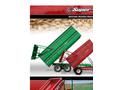 Super-Tilt - Trailer - Hydraulic Dumping Wagons and Trailer - Brochure