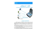 AGCOS - GEPARD-8A - 8-Channel Multifunction Geophysical EM Receiver Datasheet