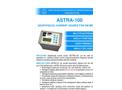 AGCOS - ASTRA-100 - Geoelctrical Transmitter for EM surveys Datasheet