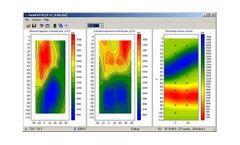 Version ZondCHT - Resistivity, IP and EM logging 2D Data Interpretation Software