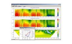Version ZondMT2D - MT (AMT, RMT) 2D Data Interpretation Software