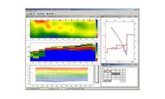 Version ZondTEM1D - TDEM Sounding 1D Data Interpretation Software for Source Loop and Electric Dipole