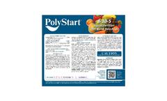 JumpStart - Model 5-20-4 - Starter Fertilizers Brochure