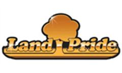 Land Pride - Model CA15 Series - Core Aerators
