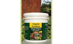Orgo Neem Cake - Natural Organic Neem Seed Fertilizer