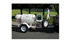 Model 150 Gallon - Highway Rated Trailer Sprayer