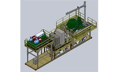 Model GNCM-40A - Standard Drilling Cuttings Drying System
