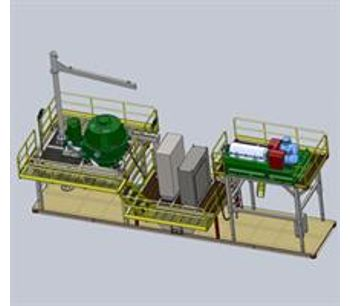 Standard Drilling Cuttings Drying System-1