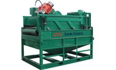 High G Drying Shaker Unit