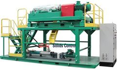 GN - Decanter Centrifuge Telescopic Skid