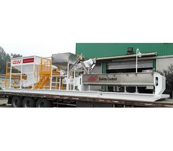 GN - Drilling Cuttings Solidification Unit