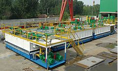 GN - Oil & Gas Drilling Solids Control System