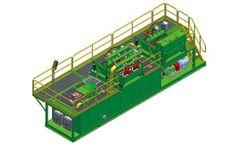 GN - Model HDD & CBM - Mud Recycling System