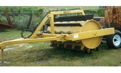 Model SHL7-30  - Single-Drum Hydraulic Cutter Units