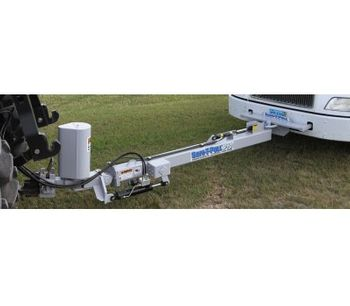 Safe T Pull Pro Safe T Pull Truck Hitche By Safe T Pull