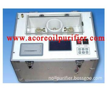 Acore - Model DST - Transformer Oil Dielectric Strength Tester