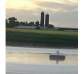 Surface Aerators for Farm Wastewater - Water and Wastewater