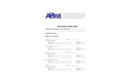 Bird Control Survey Packet pdf