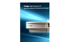 Prodigy ICP - Brochure