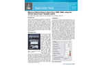 Mercury Determination in Rice Flour, SRM 1568a, using the CETAC QuickTrace™ M-8000 CVAFS - Application Note