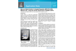 Mercury Determination in Coastal Seawater, BCR-579, EPA Method 1631, using the CETAC QuickTrace™ M-8000 CVAFS  - Application Note
