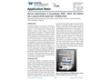 Mercury Determination in Groundwater, ERM®‐  CA615, EPA Method 245.7 using the CETAC QuickTrace™ M‐8000 CVAFS - Application Note