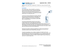 AN1501 Bottled Water 1631 M-8000 Application Note