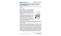 AN1506 M8000 Groundwater EPA 245.7 VS ISO 17852 - Application Note