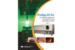 Model DC Arc - Prodigy Technique - Brochure