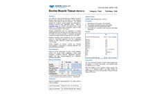 1706 HgFD Bovine Tissue RM 8414 - Technical Note